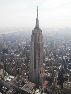 The Empire State Building in New York was the target of a New Year's Day bomb threat by a 16-year-old developmentally disabled boy who has been charged with three felonies.