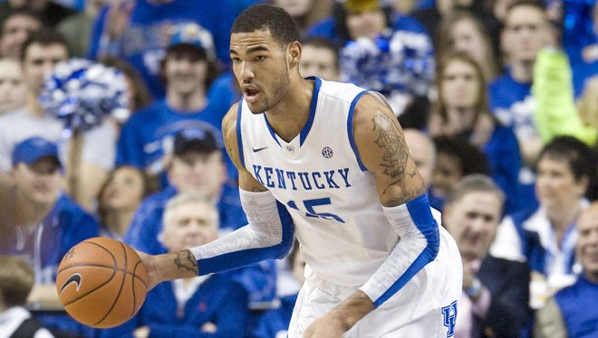 Kentucky forward Willie Cauley-Stein temporarily suspended his Twitter account this season after people used the social media tool to criticize him and his teammates.