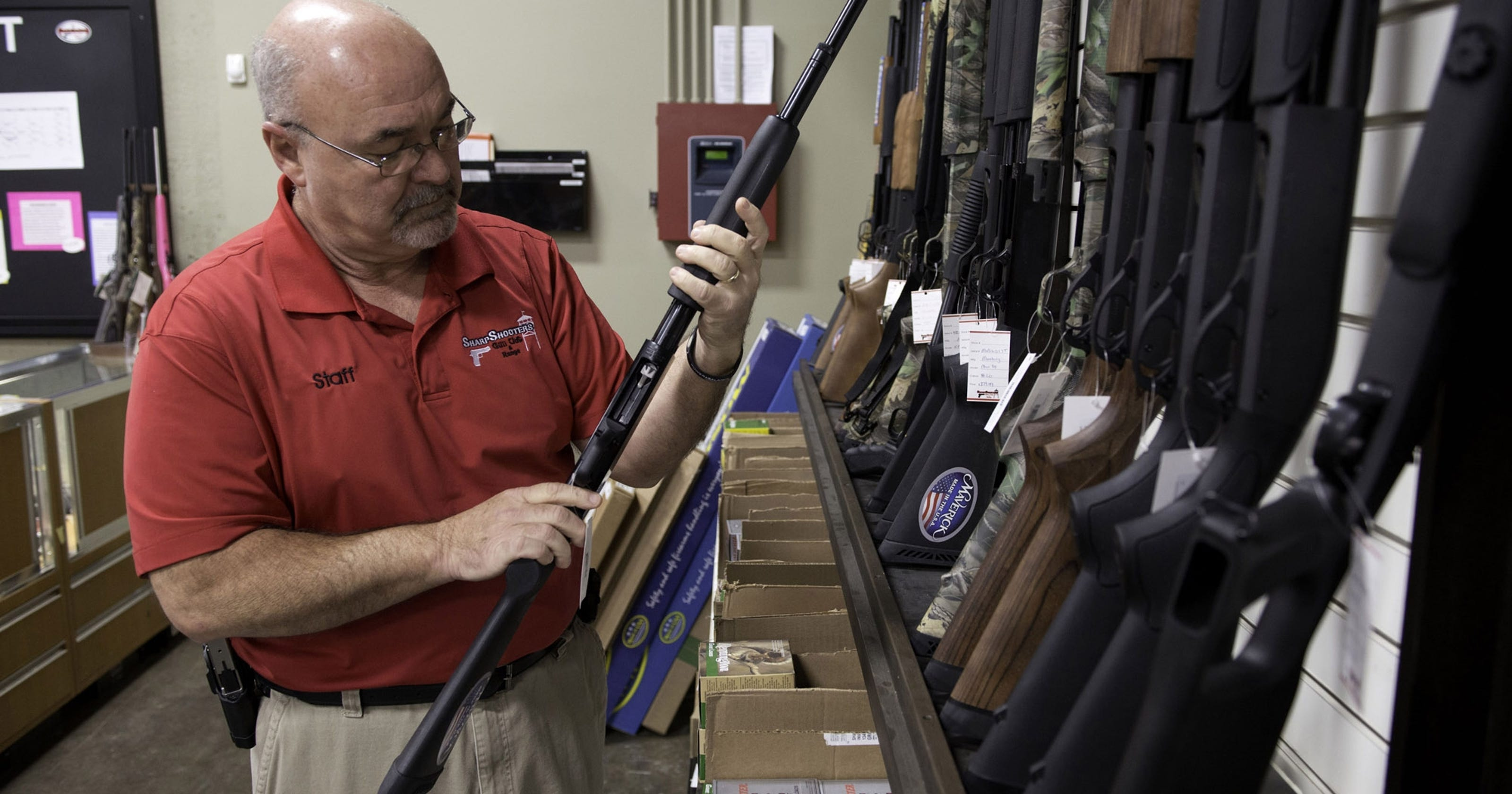 More states look for ways to control gun laws