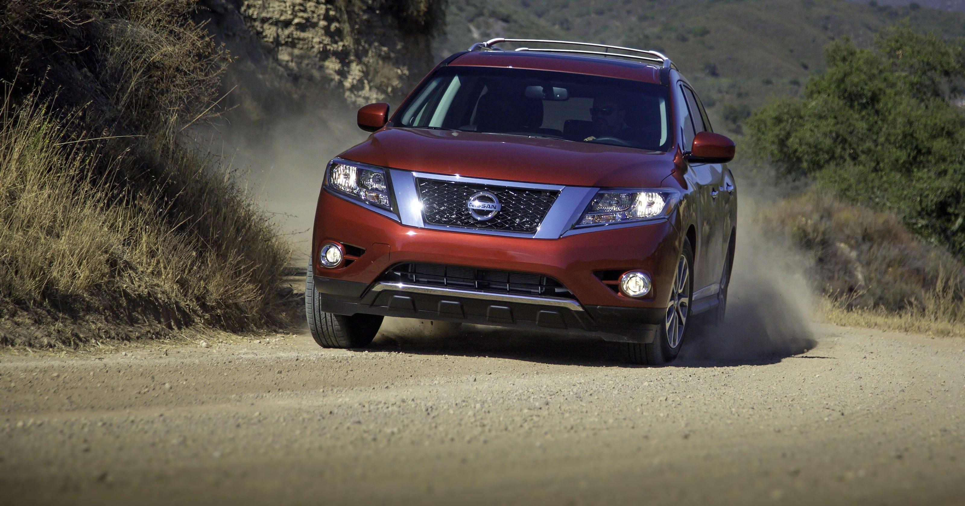 Test Drive: Nissan Pathfinder a big smoothie