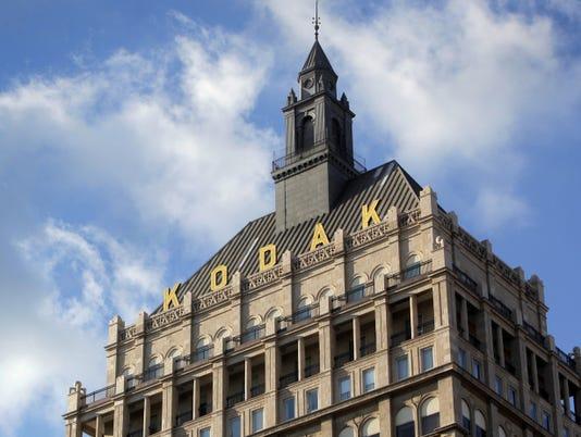 Eastman Kodak bankruptcy