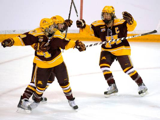 WCHA: Women - Minnesota Dominates Women's Hockey, Eyes Next Record While Outscoring Opponents A Whopping 114 - 12