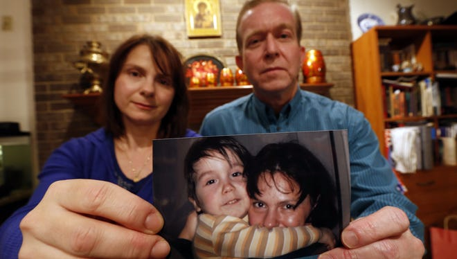Natalia Zimina and her husband, Mike Sweeney, were trying to adopt a 4-year-old Russian boy named Constantin.