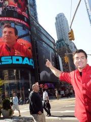 Papa John's 4000 Global Store Opening Celebration
