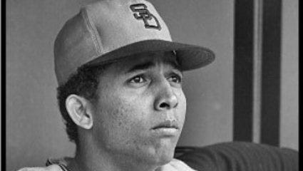 Enzo Hernandez had a career 80% success rate on stolen bases.
