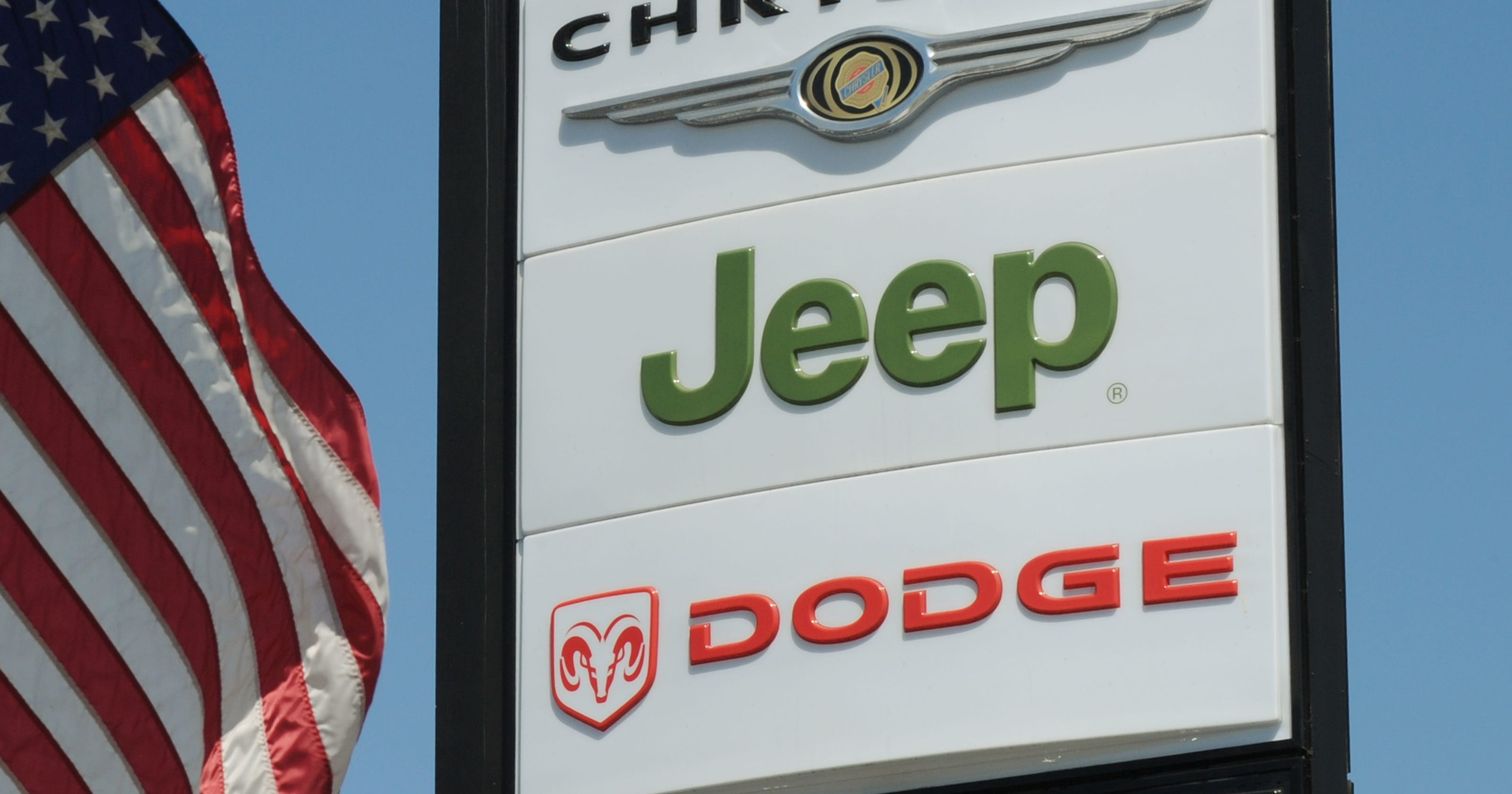 Chrysler announces deal to build Jeeps in China
