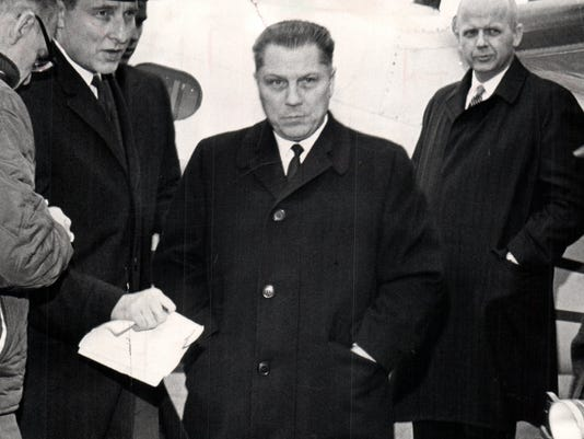 Ex-mob boss owned land claimed to be Hoffa burial site