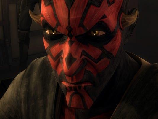 sam witwer brings madness to darth maul in clone wars