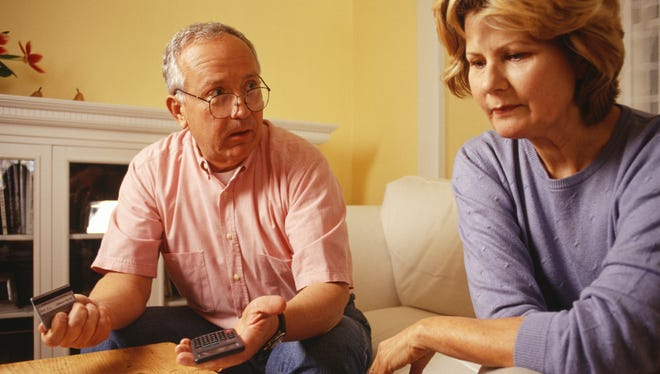 Older Americans carry more credit card debt.