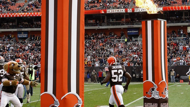 There will be fresh energy at the Browns' stadium in 2013.