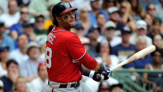 Michael Morse hit .291 with 18 home runs and 62 RBI for the Washington Nationals last season, one that saw him miss the first two months with a shoulder strain.