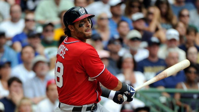 Michael Morse hit .291 with 18 home runs and 62 RBI for the Nationals last season.