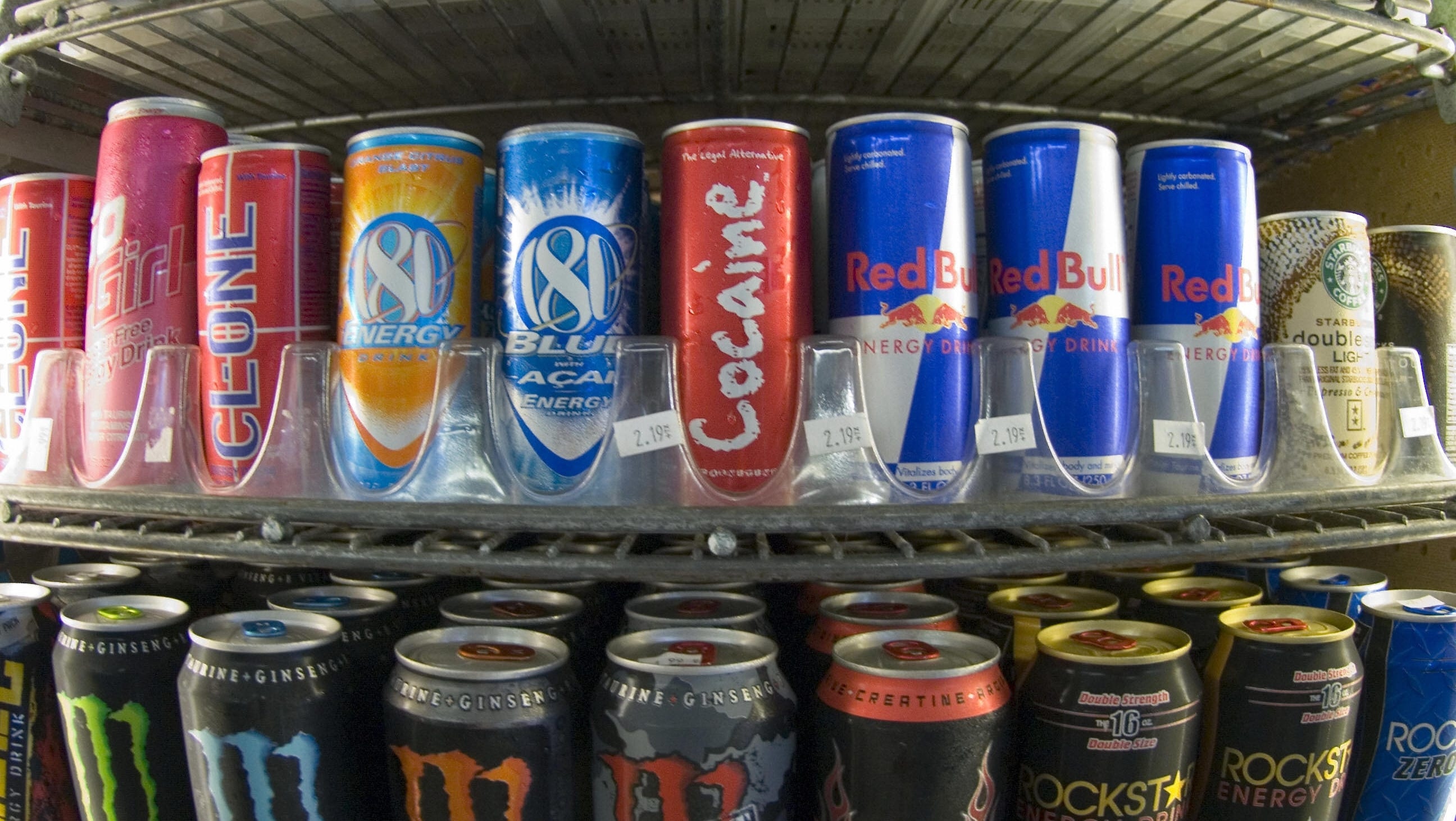 Energy Drink-Related ER Visits Doubled Since 2007