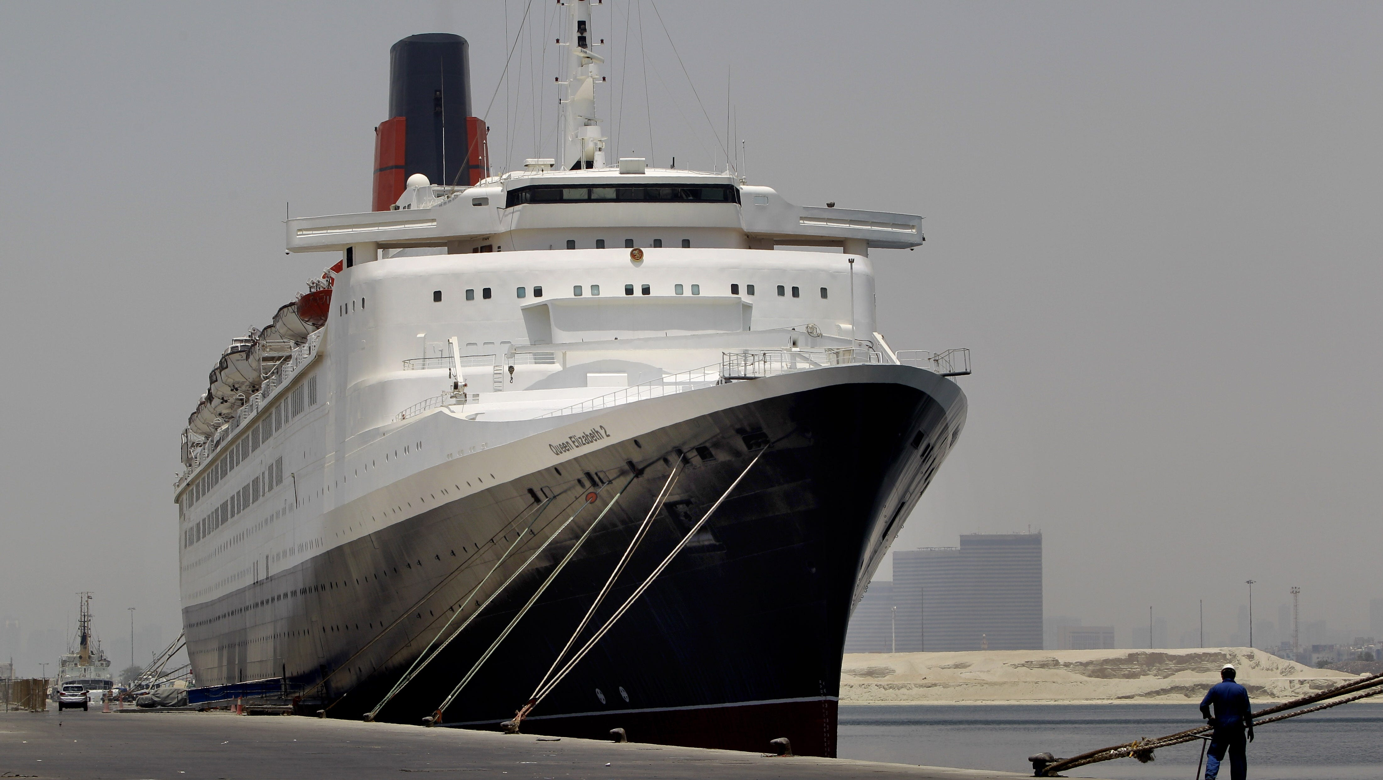 Famed Queen Elizabeth 2 To Become Floating Hotel In Asia