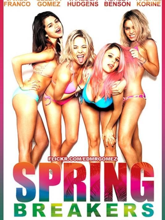 აღვირ ახსნილი არდადეგები (ქართულად) Spring Breakers