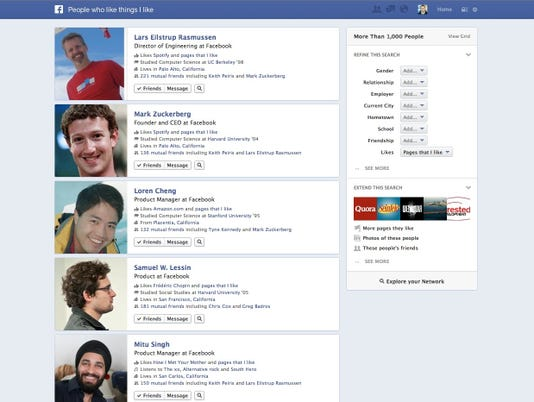 Facebook unleashes cupid potential