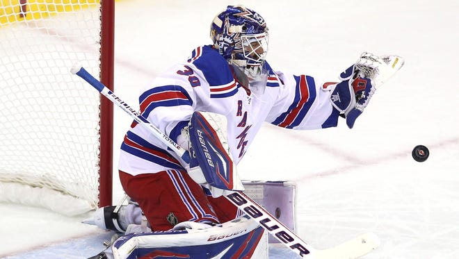New York Rangers goalie Henrik Lundqvist is favored as both as a repeat Vezina Trophy winner and a Stanley Cup champion.
