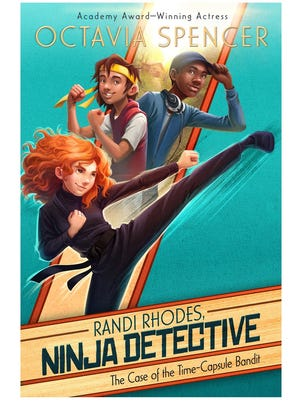 'Randi Rhodes: Ninja Detective: The Case of the Time-Capsule Bandit' by Octavia Spencer