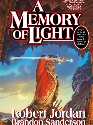 'A Memory of Light' is No. 1 on USA TODAY's Best-Selling Books list.