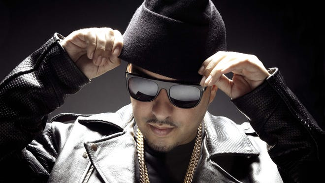 Rapper French Montana was born in Morocco and moved to the Bronx when he was 13.