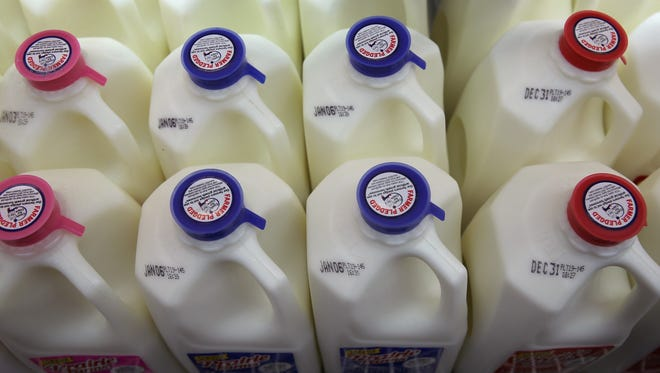 Milk can block the absorption of some antibiotics.
