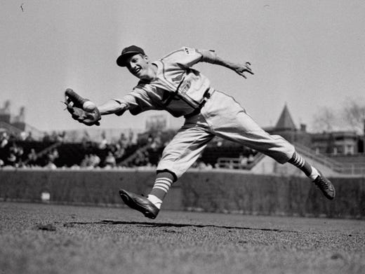 Image result for stan musial young