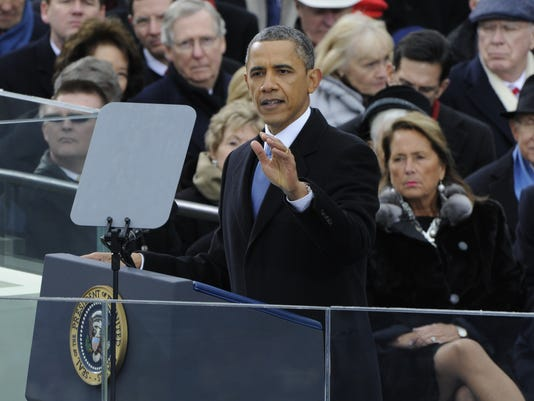 barack obama inauguration speech analysis