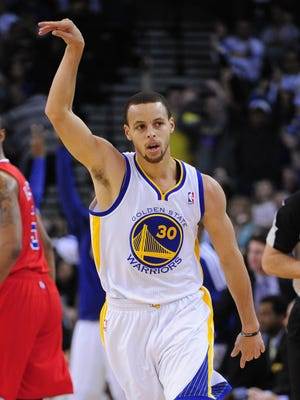 Warriors star Stephen Curry is a notable All-Star snub