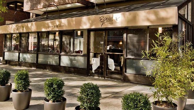 Former President George H.W. Bush and Barbara Bush often enjoyed dining at chef Todd Gray's Equinox, which serves classic regional American comfort food in Washington, D.C..