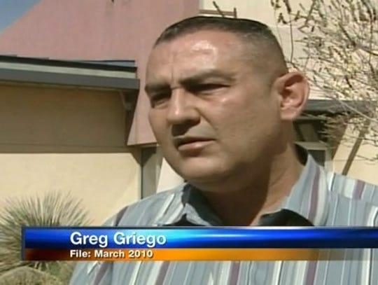 Greg Griego
