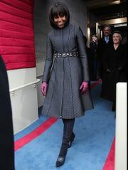 Mrs. Obama coat