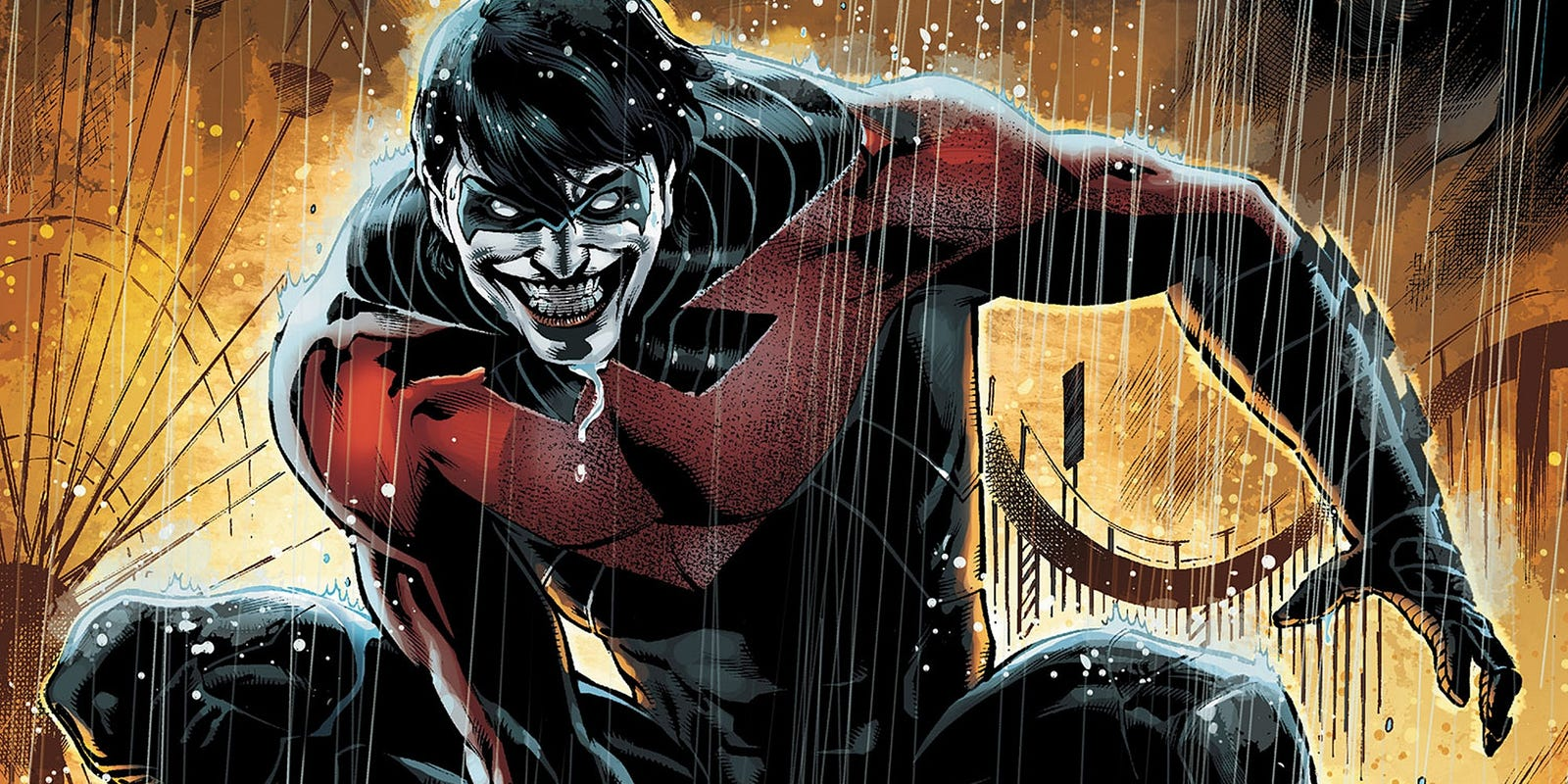 Joker doesn't clown around in new issue of 'Nightwing'
