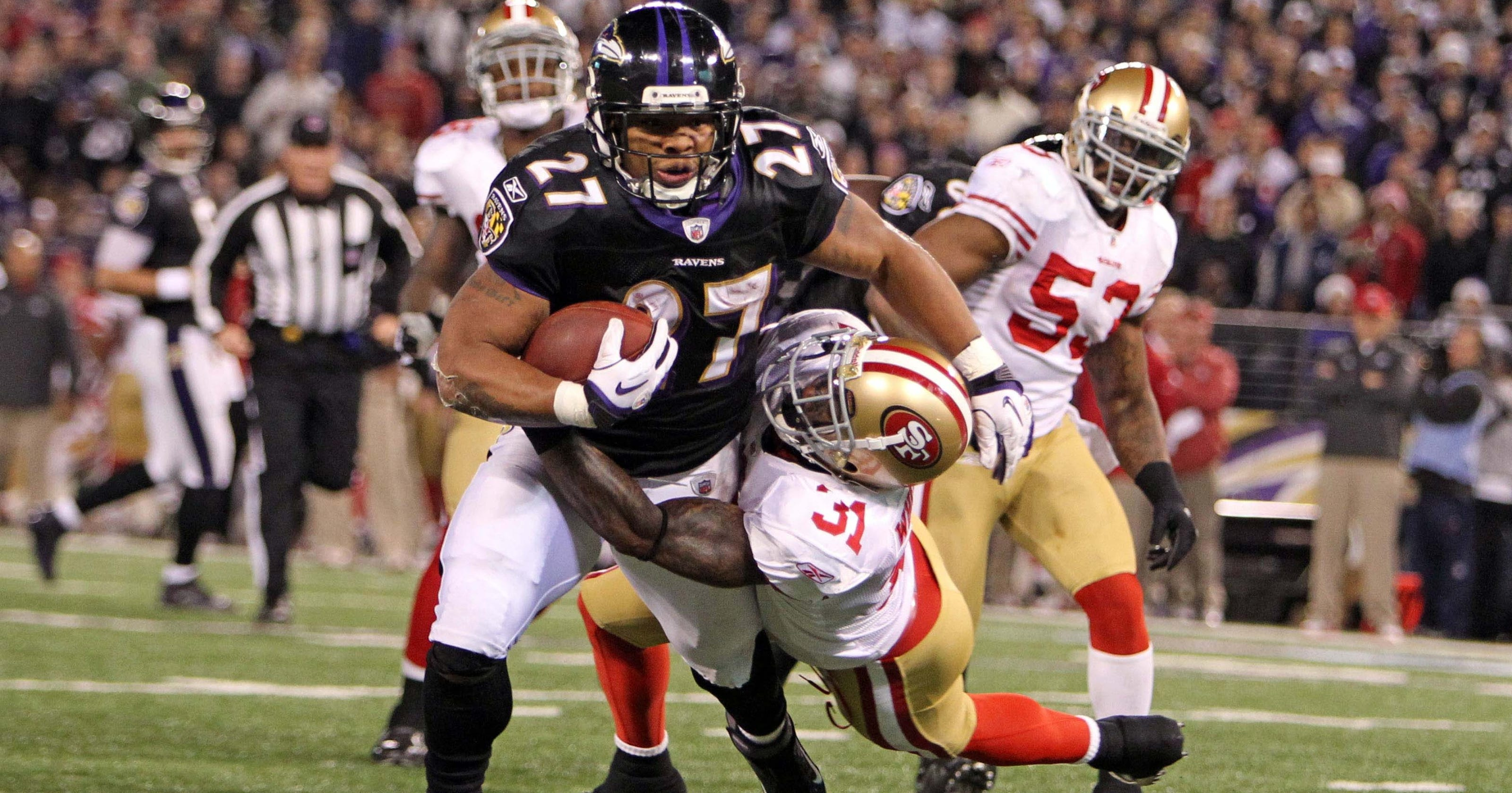 Ravens-49ers  Five story lines for Super Bowl XLVII 8a7fe0c4f