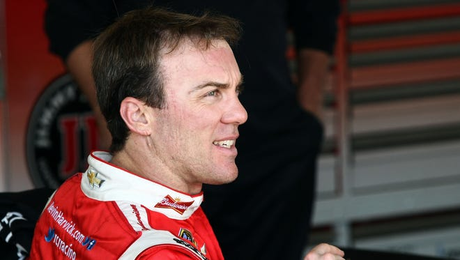 It's official: Kevin Harvick will drive for Stewart-Haas Racing in 2014.
