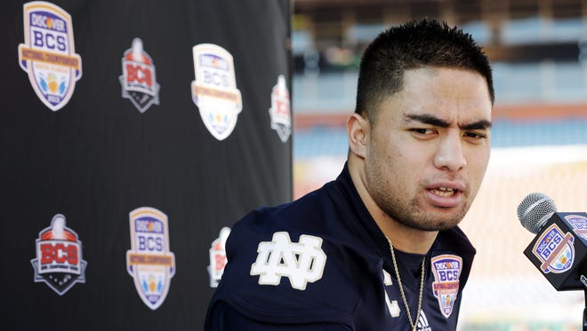 The unfolding hoax pulled on Notre Dame linebacker Manti Te'o is just one of many 21st century sports stories that have turned in unexpected ways