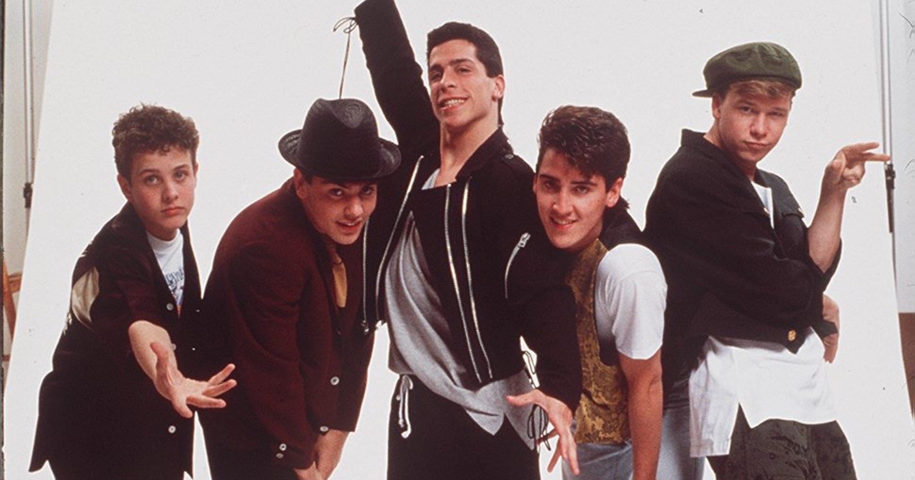 98 Degrees, Boyz II Men join New Kids on the Block tour