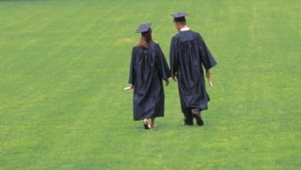 Money continues to play a dominant role in where high school seniors go to college.