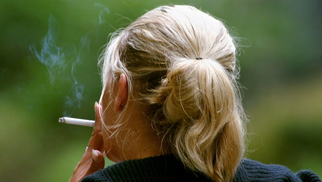 New research finds that women who smoke today have a much greater risk of dying from lung cancer than they did decades ago compared to those who never smoked.