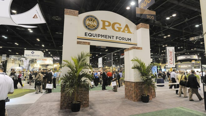The PGA Merchandise Show is this week in Orlando.