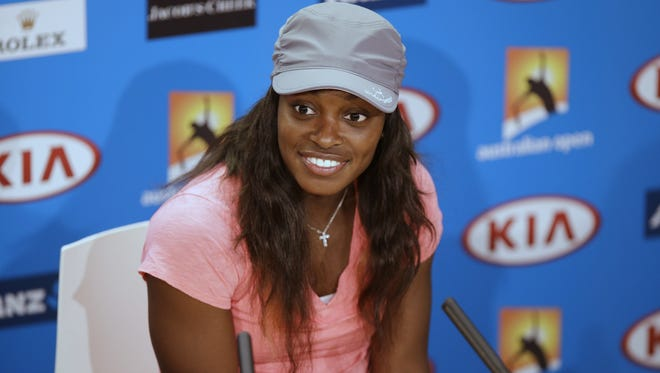Sloane Stephens made a breakthrough run, reaching the semifinals of the Australian Open.  Tennis observers say the 19-year-old's success was no fluke.