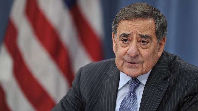 Defense Secretary Leon Panetta announces the lifting of the ban on women in combat on Thursday.