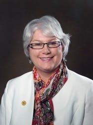 New Mexico Rep. Cathrynn Brown, a Republican representing Carlsbad.