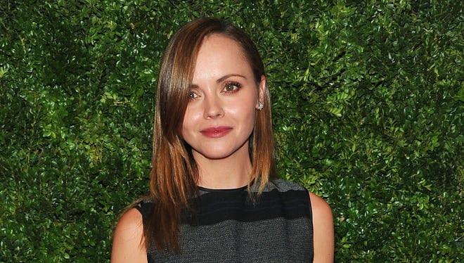 Christina Ricci  attends HBO's In Vogue: The Editor's Eye screening at Metropolitan Museum of Art on December 4, 2012 in New York City.  (Photo by Theo Wargo/Getty Images for HBO)