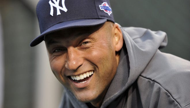 """Derek Jeter says climate change is """"something that needs to be addressed."""""""