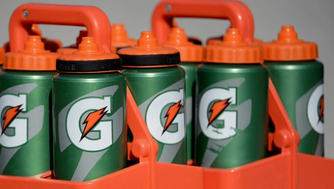 Gatorade is removing brominated vegetable oil, which is used as an emulsifier.