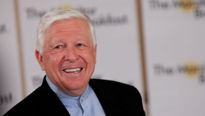 Conservative businessman Foster Friess was a major donor in the 2012 presidential election.