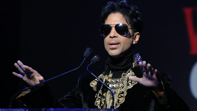Prince sits down for a rare interview with 'Billboard,' which has named him Icon of the year.