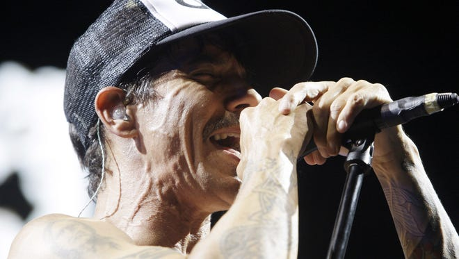 Red Hot Chili Peppers is one of the headliners are this year's Coachella music fest.