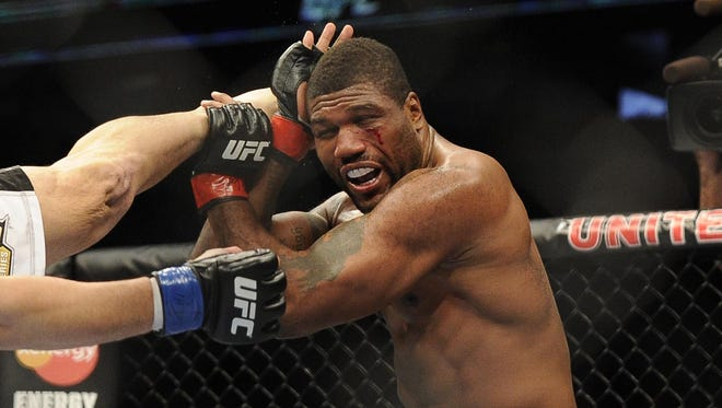 "Quinton ""Rampage"" Jackson lost a unanimous decision at UFC on Fox 6."