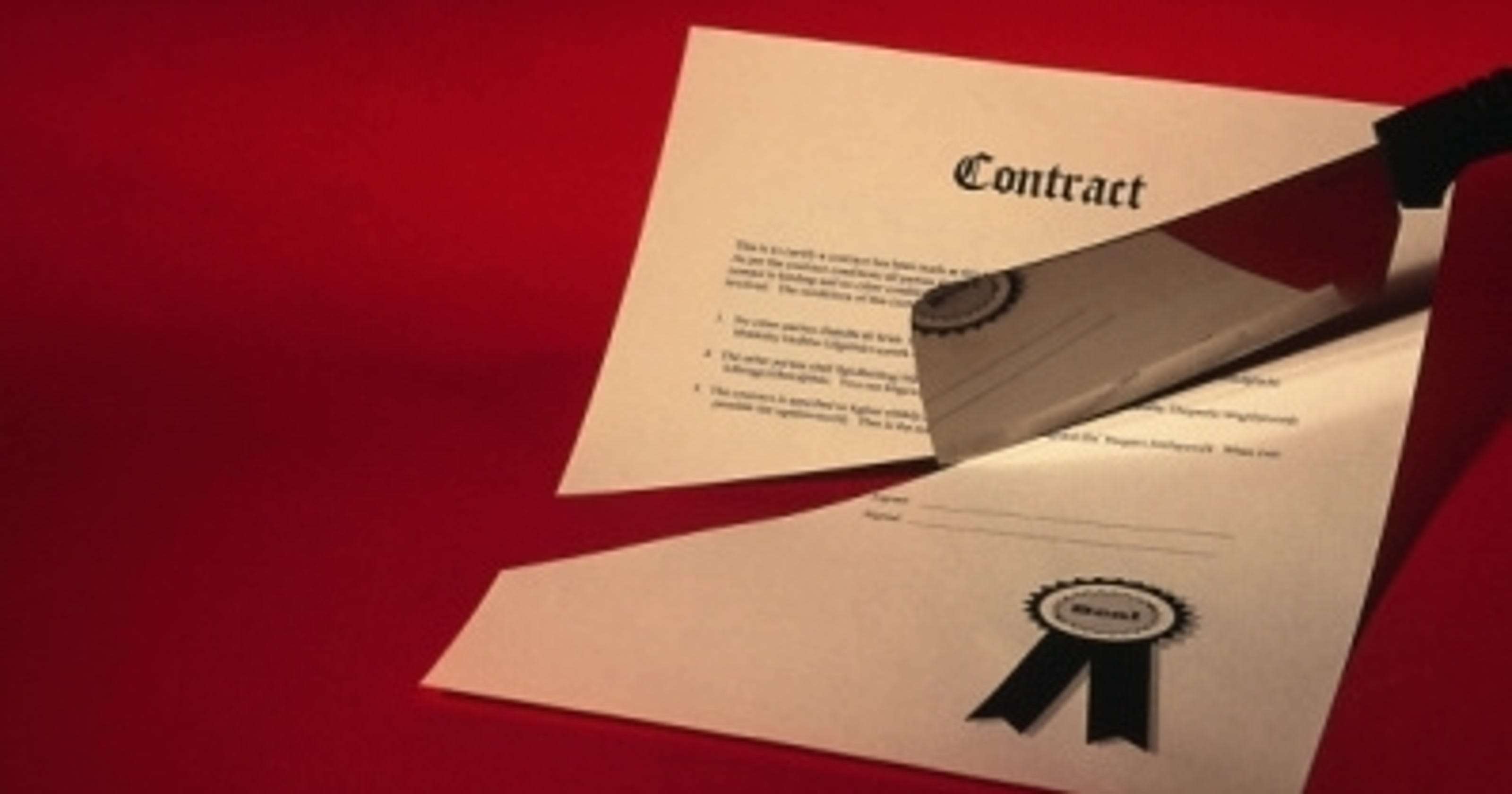 Ask An Expert Contracts Have Many Loopholes